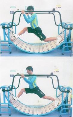 骨盤トレーニング 股関節の柔軟性 十坪ジム 理想の走り ランイベント