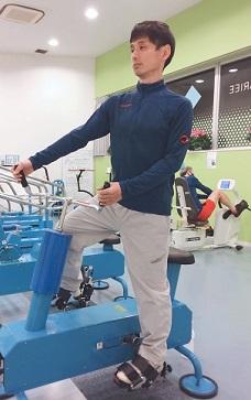 小林寛道 qomジム 車軸移動式パワーバイク マリノ 軸づくり マラソントレーニング 重心移動 つくばエクスプレス ジム 個別指導