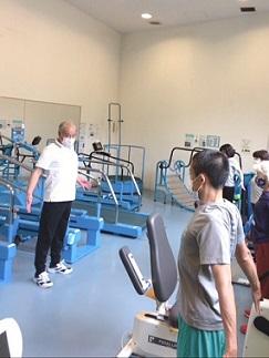 十坪ジムスポーツ専門 動作の質 スポーツの塾 陸上 ラグビー トレーニング
