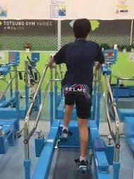 カンド君 認知動作型トレーニング 体幹トレーニング 足の速くなるマシン