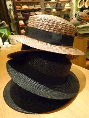 カンカン帽�