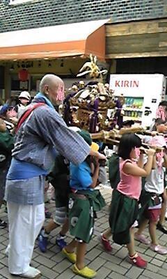 王子神社お祭り