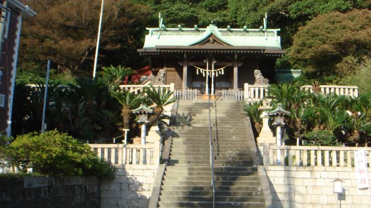 東叶神社拝殿