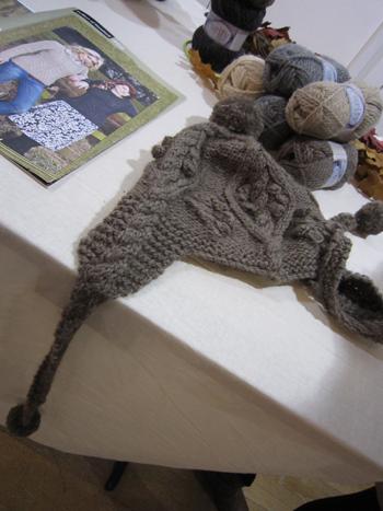 サンプルの帽子