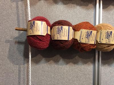Jamiesons of Shetlandのアラン糸