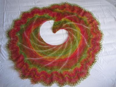 Begonia Swirl