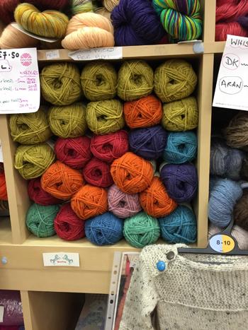 Orkney Wool
