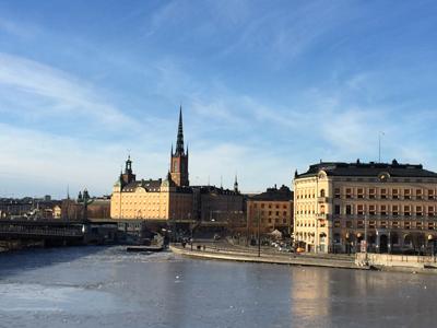 Stockholm, Feb. 2017