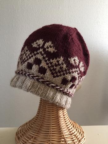 Lingon hat
