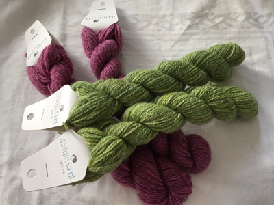Hampshire 4ply