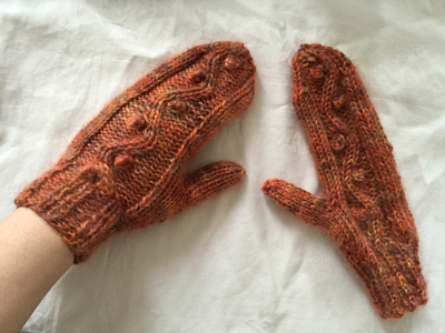 Firestarter Mitts