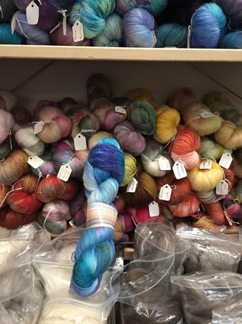 Coastal Colourの糸