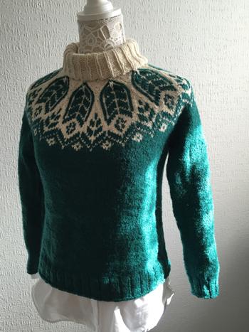 母用セーター