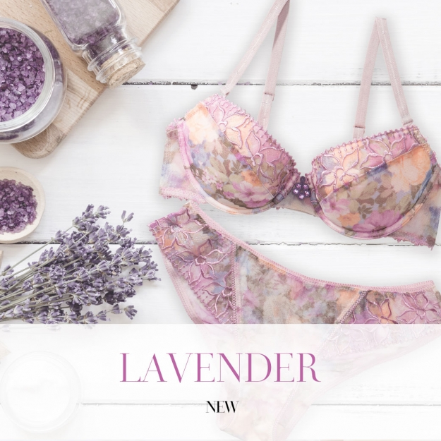 NEW [Sawren] LAVENDER Collection