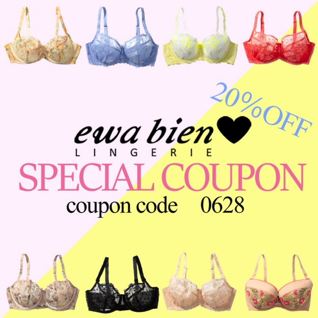 [Ewa Bien] 2019 collection 20%OFF