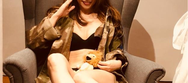 Ayumi Seike / 『今この瞬間のわたしを表現するランジェリー』