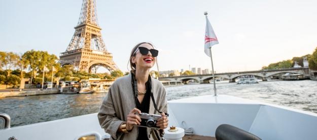 REINA黒木 / パリジェンヌはなぜ憧れられる?