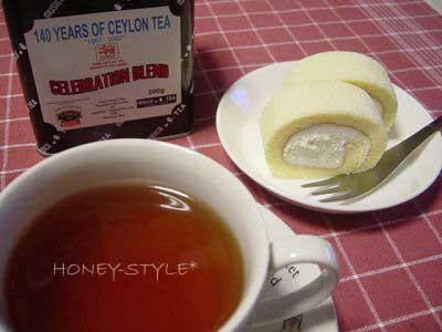 お茶はムジカの紅茶