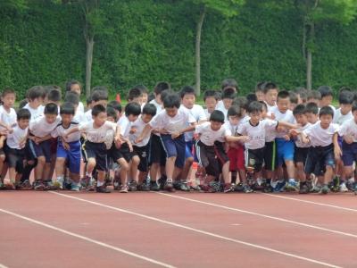 ジョギング大会