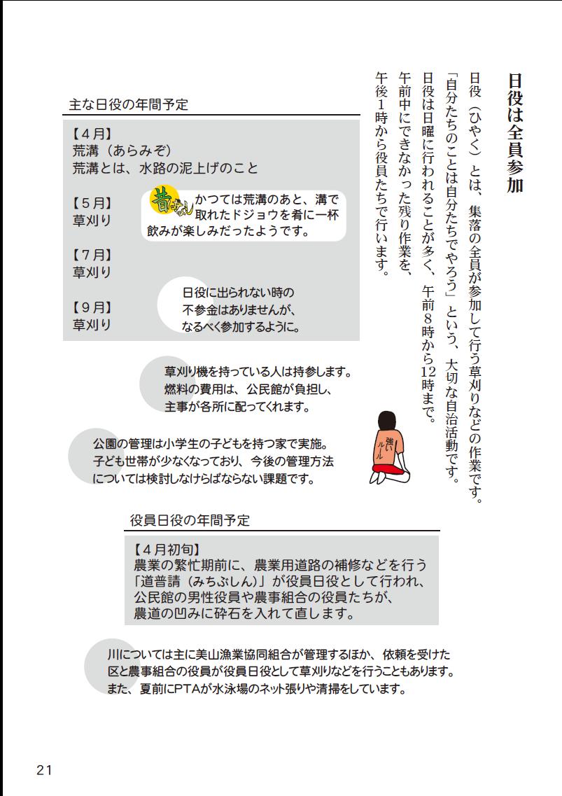 「集落の教科書」の画像検索結果