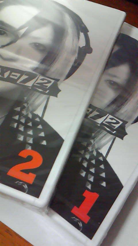 RX-72 DVD