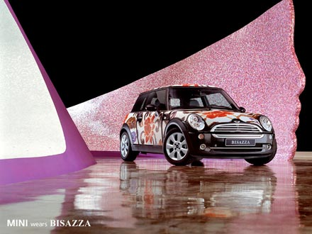 mini x BISAZZA