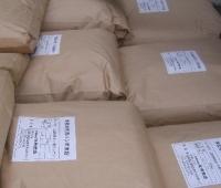 製粉した給食用パン用米粉