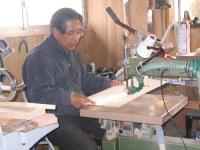 中学のとき数学を教えていただいた福島先生です。