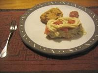 米粉のケーキ2種