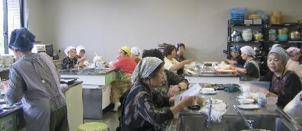 多賀城で消費者の会の皆さんと講習会をしました