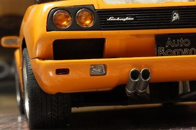 フジミ模型 ランボルギーニ・ディアブロ 99Y  Lambolghini Diablo 99Y(FUJIMI 1/24)