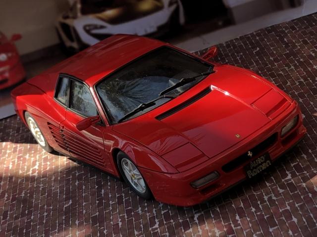 イタレリ フェラーリ 512tr