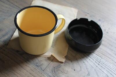 ミルキーマグカップ