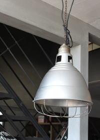 工業系アンティーク照明