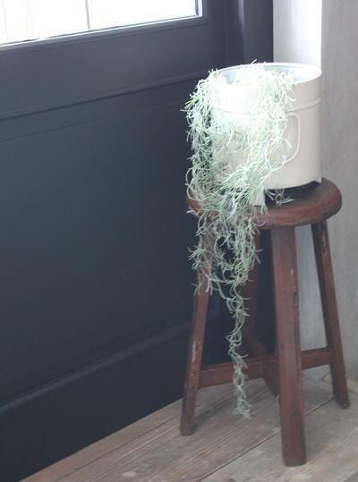 レトロ丸椅子