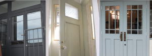 ドロッグリ木製ドア