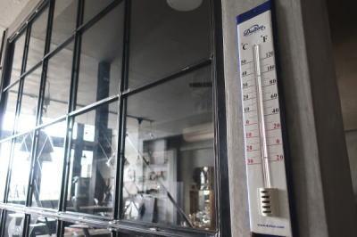 おしゃれ温度計