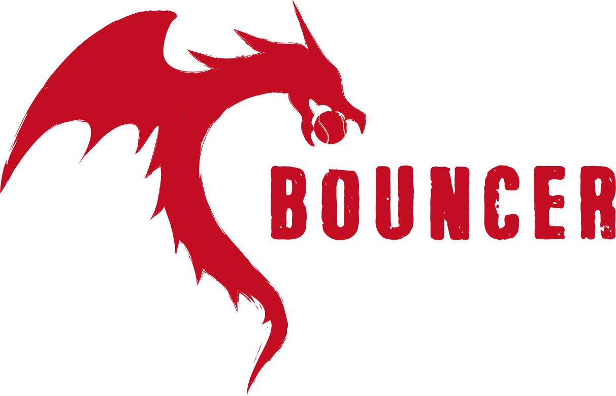 テニスドラゴン(お店のロゴです)