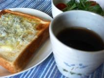 寒天入り紅茶
