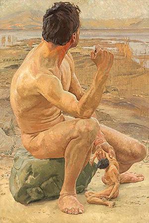Otto GreinerPrometheus 1909