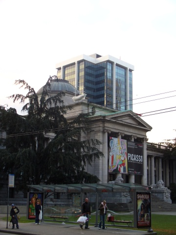 Vancouver Art Gallery 2005年11月27日