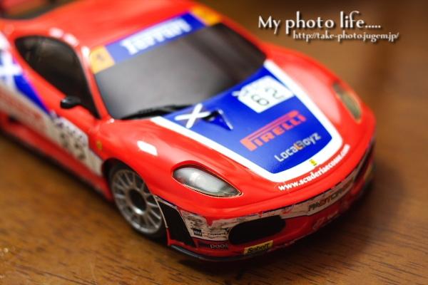 フェラーリ F430 GT スクーデリア エコッセ 1