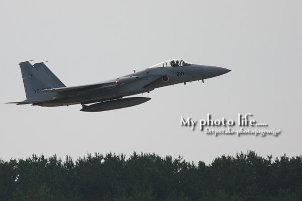 F-15J 離陸