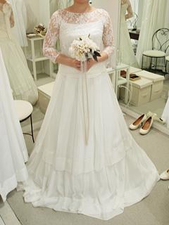 Delphine Manivet(デルフィーヌ・マニヴェ)のドレス