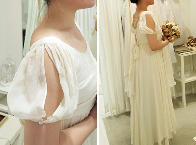 suzuki takayuki(スズキ・タカユキ)のウエディングドレス