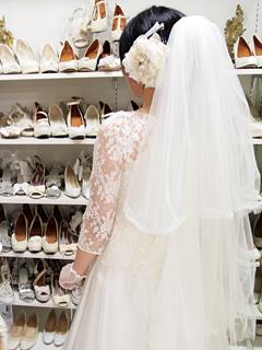 CliO mariage(クリオマリアージュ) レンタル ベール100cm