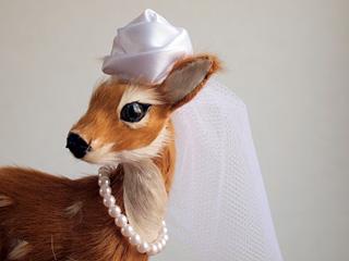 鹿(バンビ)のウェルカムドール