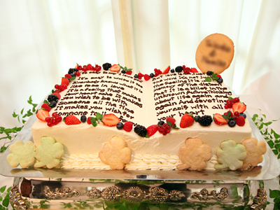 自由学園明日館ウェディング ウェディングケーキ