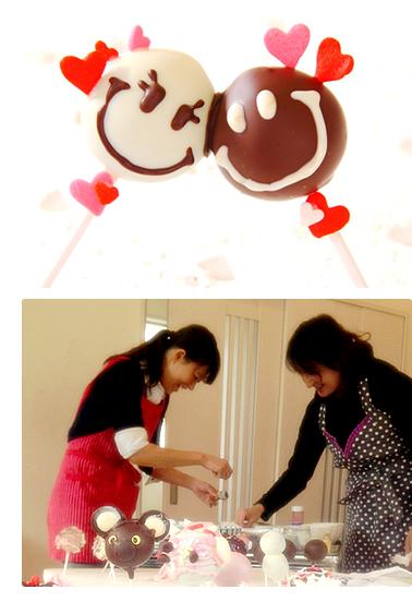 mihopanポップケーキ☆