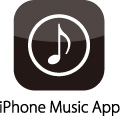 iPhone Music App Blog